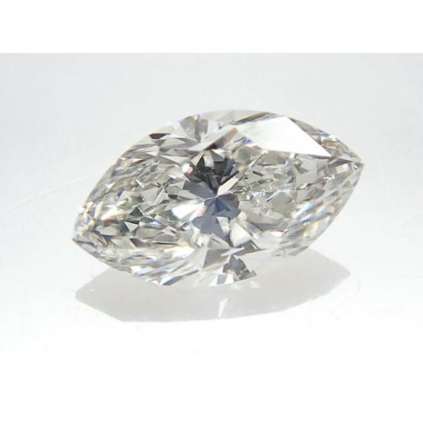 ダイヤモンド ルース 0.386ct H SI1 マーキースカット