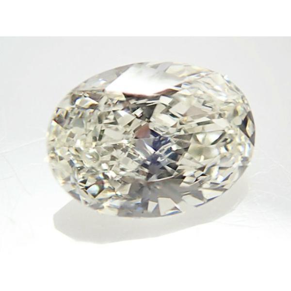 ダイヤモンド ルース 0.614ct L VS1 オーバル