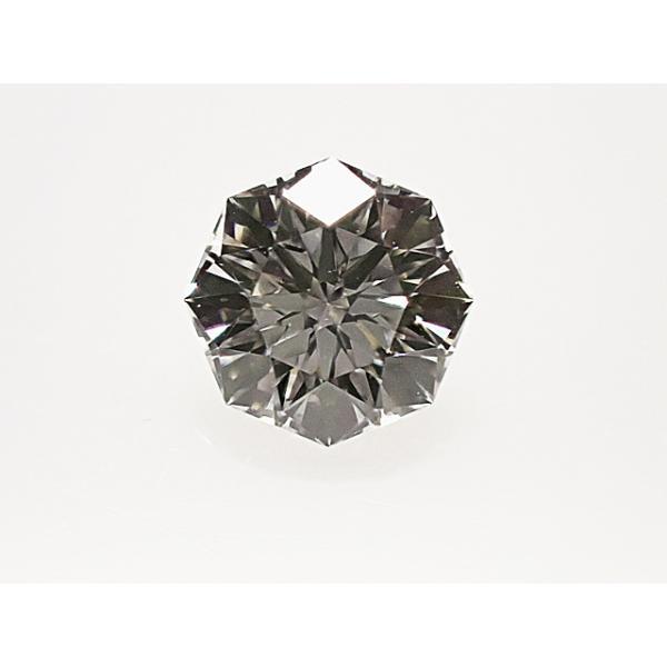 ダイヤモンド ルース 0.301ct F VS1 クリスタルムーン 74面カット