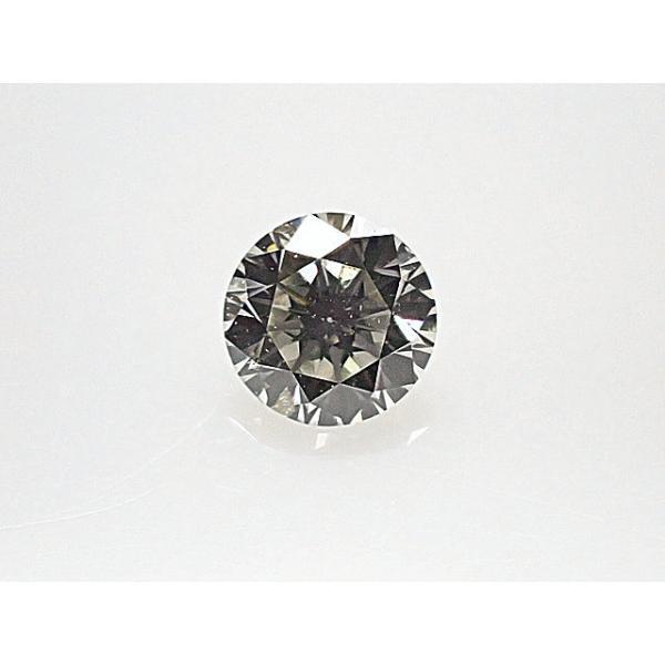 グレイダイヤモンド ルース 0.139ct VERY LIGHT GRAY SI2