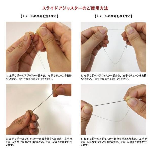 【鑑定書付】 K10 PG/WG ダイヤモンド ネックレス 一粒 2点留め レディース シンプル ゴールド 一粒ダイヤ ペンダント|jewelry-figaro|06