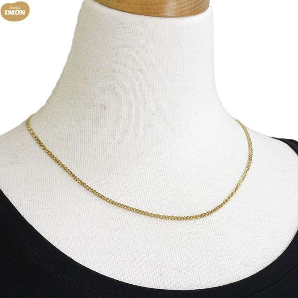 18金 喜平 ネックレス 2面 K18 10g 45cm jewelry-imon 03