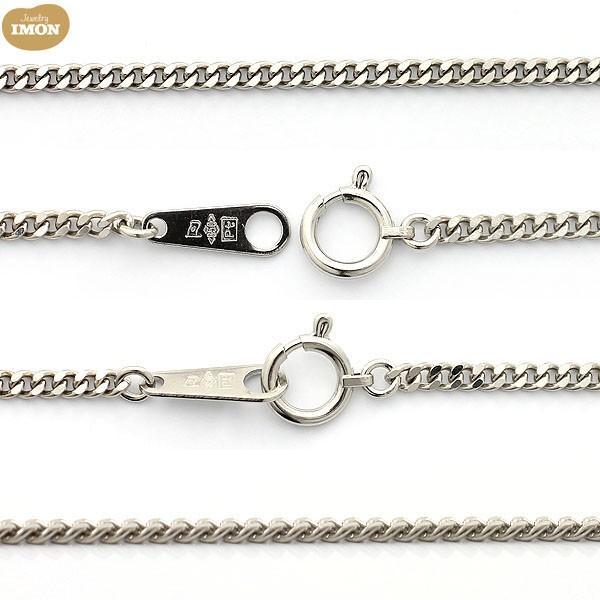 プラチナ 喜平 ネックレス 2面 PT850 10g 60cm 引輪|jewelry-imon|02