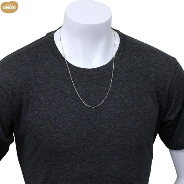 プラチナ 喜平 ネックレス 2面 PT850 10g 60cm 引輪|jewelry-imon|04