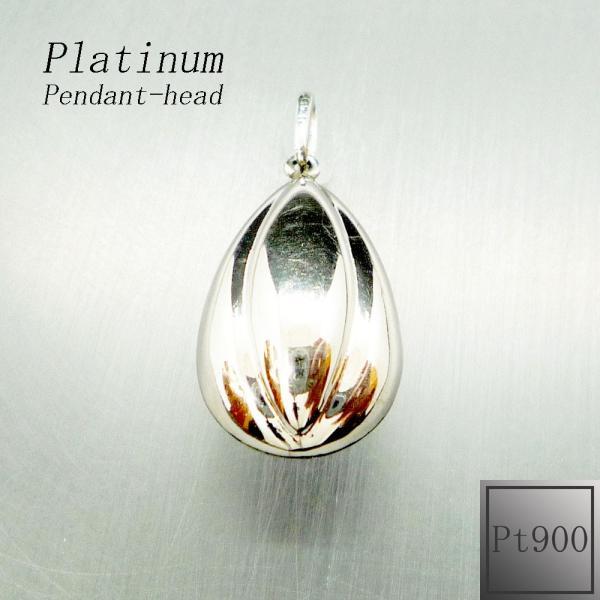 ペンダントヘッド (チェーンなし) プラチナ Pt900