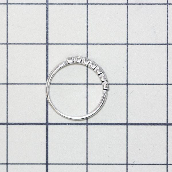 K18WG ダイヤモンド リング D0.20ctジュエリーNJ