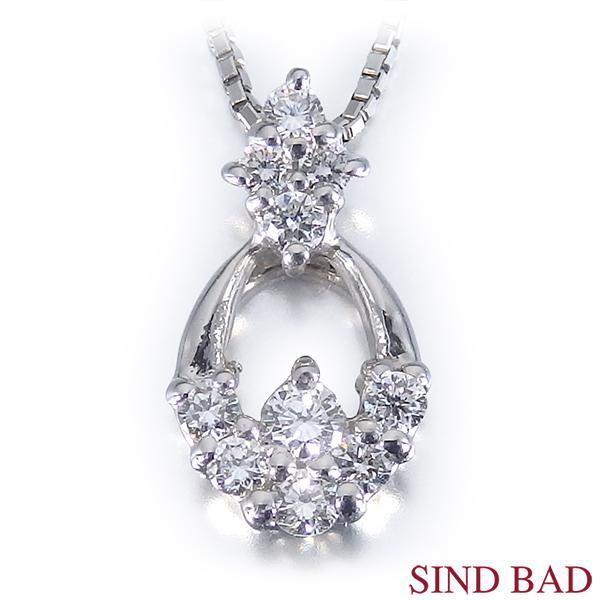 スイートテン ダイヤモンド  0.1ct プラチナ ネックレス ペンダント 0.1ct  誕生日 プレゼント【スイート10 ダイヤモンド】