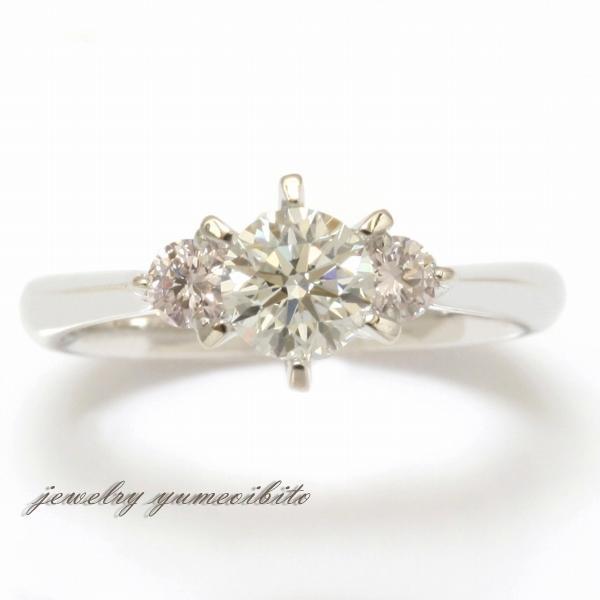 0,560ct D-VS1 EXCELLENT PTダイヤモンドリング