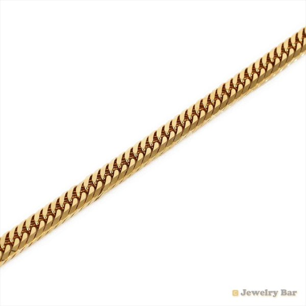 K18 喜平 ネックレス 8面トリプル 20g 40cm 造幣局検定付 ゴールド チェーン メンズ レディース 18金