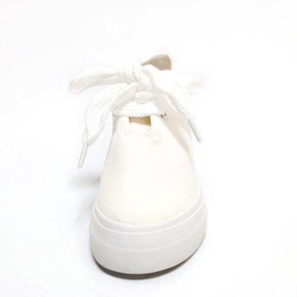 スニーカー レディース 白 靴 シューズ 厚底 厚底シューズ 厚底スニーカー シンプル ブラック ホワイト|jewelryhills|12