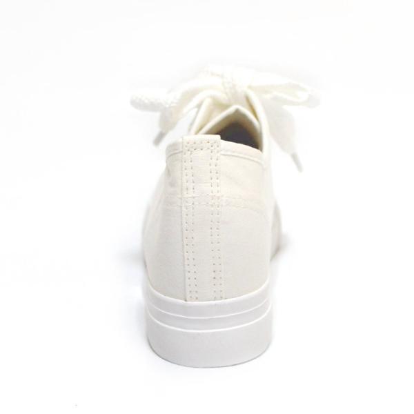 スニーカー レディース 白 靴 シューズ 厚底 厚底シューズ 厚底スニーカー シンプル ブラック ホワイト|jewelryhills|14