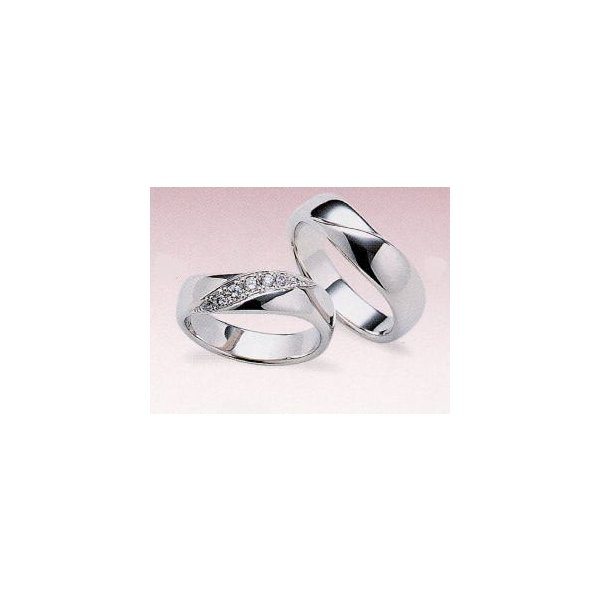 PR-005-PR-006 PARTNER RING パートナーリング シチズン マリッジリング 結婚指輪 ペアーリング