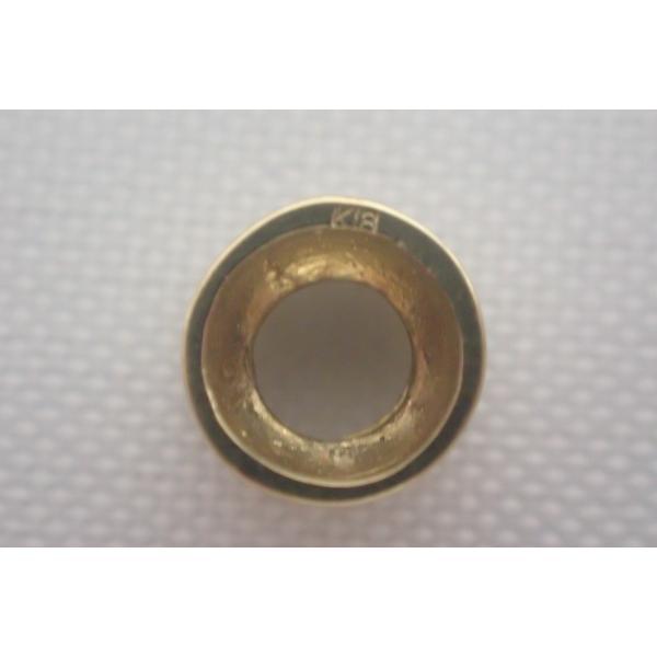 石枠 シャトン k18 18金 彫金 フクリン フセコミ 2分用 0.2ct 石枠 シャトン ラウンド
