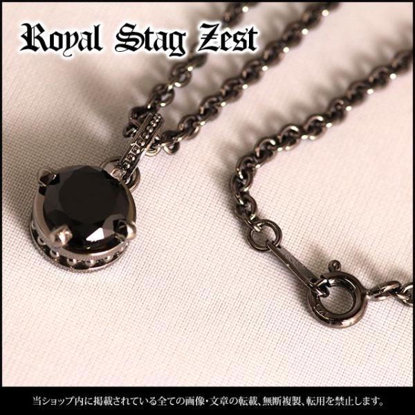 ネックレス メンズ 男性 ブランド 人気ブランド Royal Stag Zest キュービック・ジルコニア ペンダント|jewelryprecious|02