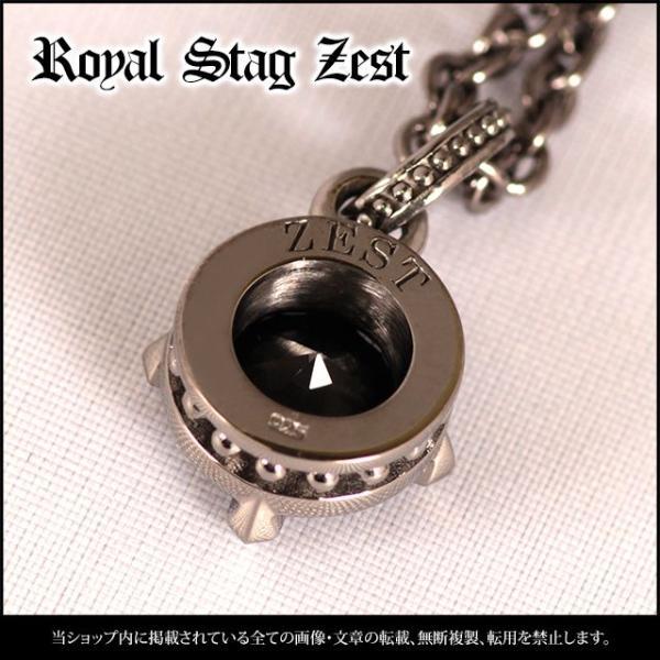 ネックレス メンズ 男性 ブランド 人気ブランド Royal Stag Zest キュービック・ジルコニア ペンダント|jewelryprecious|03