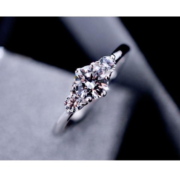 指輪 リング レディース スワロフスキー 3粒 大粒 プレゼント 送料無料|jewelrysanmi|03