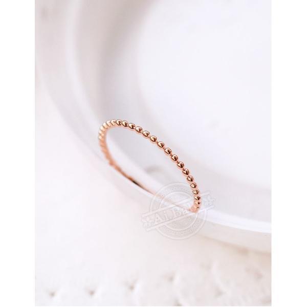 指輪 リング シンプル 指先に願いをこめて 重ね付け重宝 ピンキー 大きいサイズ|jewelrysanmi|02