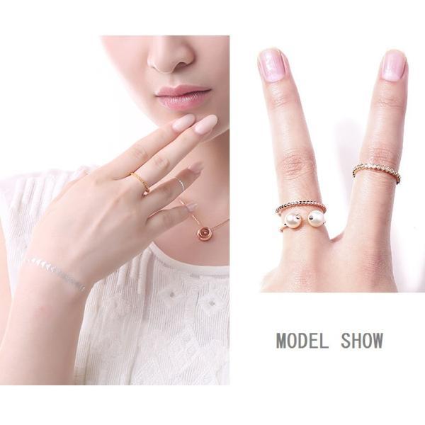 指輪 リング シンプル 指先に願いをこめて 重ね付け重宝 ピンキー 大きいサイズ|jewelrysanmi|06