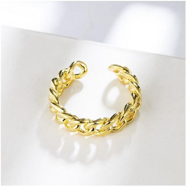 リング 指輪 フリーサイズ K18金RGP レディースアクセサリー