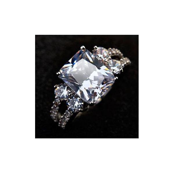 指輪 リング K18 指先で誇らしく輝く華やかに/豪華1.5ctSWAROVSKI彩石リングK18RGP|jewelrysanmi
