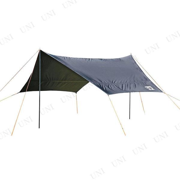 CAPTAIN STAG(キャプテンスタッグ) CSブラックラベル ヘキサタープUV キャンプ用品 テント タープ 日よけ|jewelworld|02