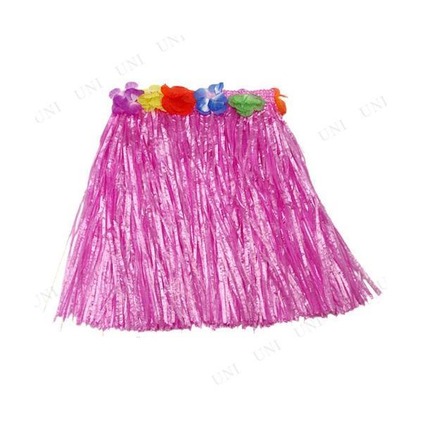 Patymo ハワイアンスカート ショート ピンク 仮装 衣装 コスプレ ハロウィン コスチューム 大人 女性 大人用|jewelworld|02