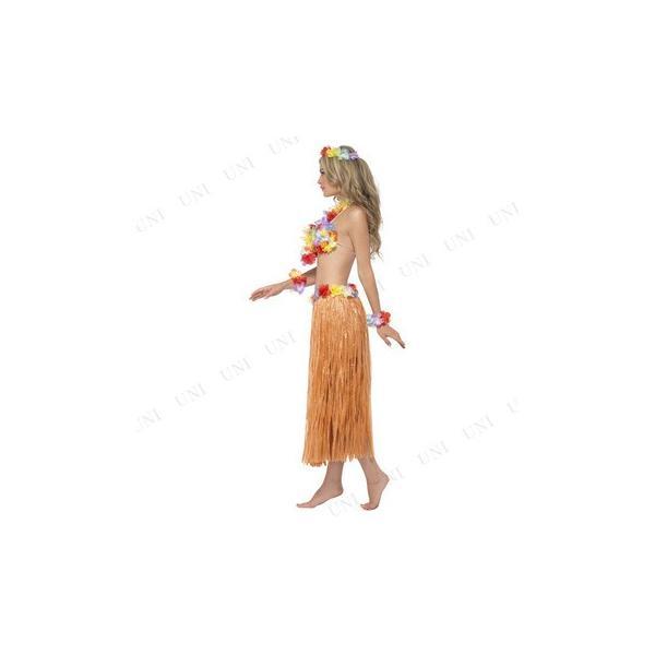 フラ ハニーキット 大人用(フラダンスコスチューム) 仮装 衣装 コスプレ ハロウィン 大人 コスチューム 女性 jewelworld 02