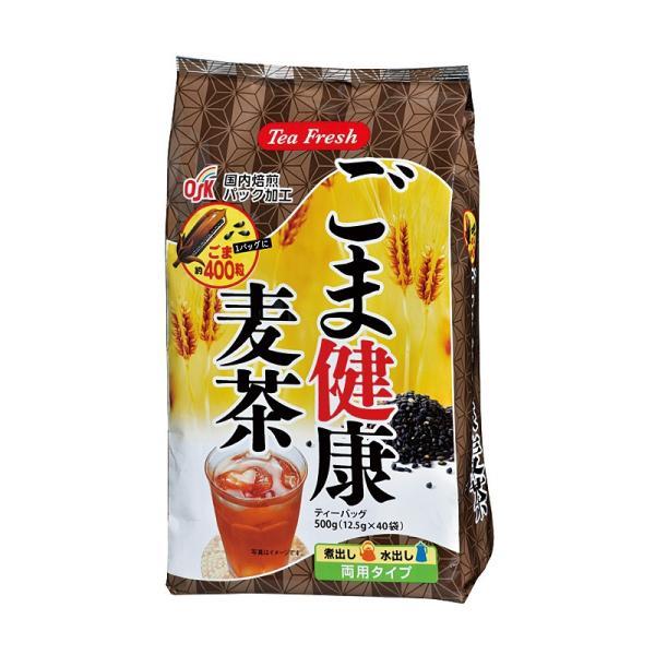 OSK ごま健康麦茶 40袋 (小谷穀粉)|jf-foods