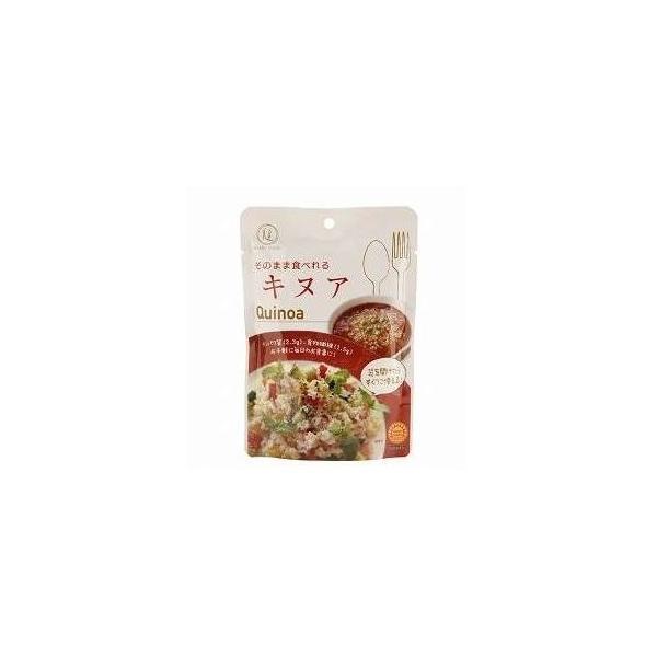 【お得なセット販売!】そのまま食べれるキヌア 40g×10袋(旭食品)