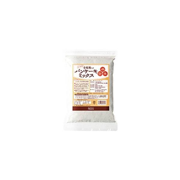 【お得なセット販売!】オーサワの全粒粉入りパンケーキミックス 400g×10袋(オーサワジャパン)