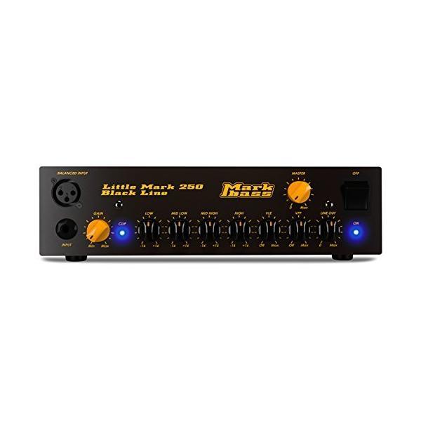 Markbassエレキギターアンプ/キャビネットMAK-LM250/BK