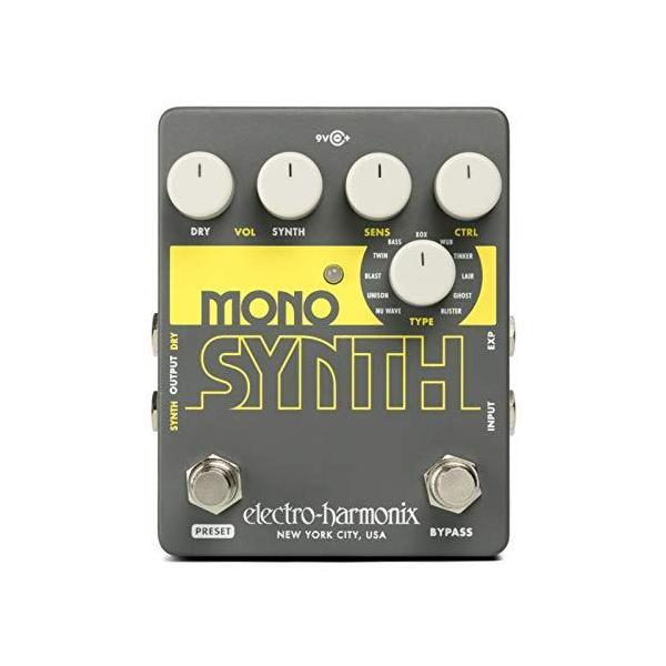 ELECTRO-HARMONIXMonoSynthギターシンセサイザーエフェクター
