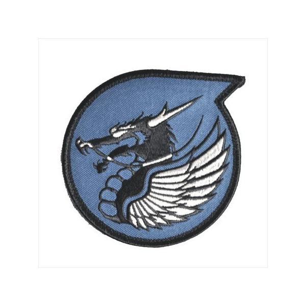 小松 第303飛行隊部隊マークパッチ ドラゴン|jieitai-net