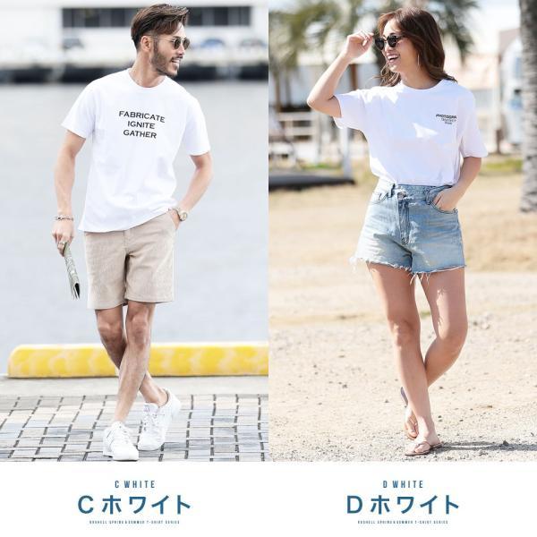 Tシャツ メンズ ロゴプリントTシャツ 半袖Tシャツ サーフ系 ビター系 冬服 送料無料|jiggys-shop|05