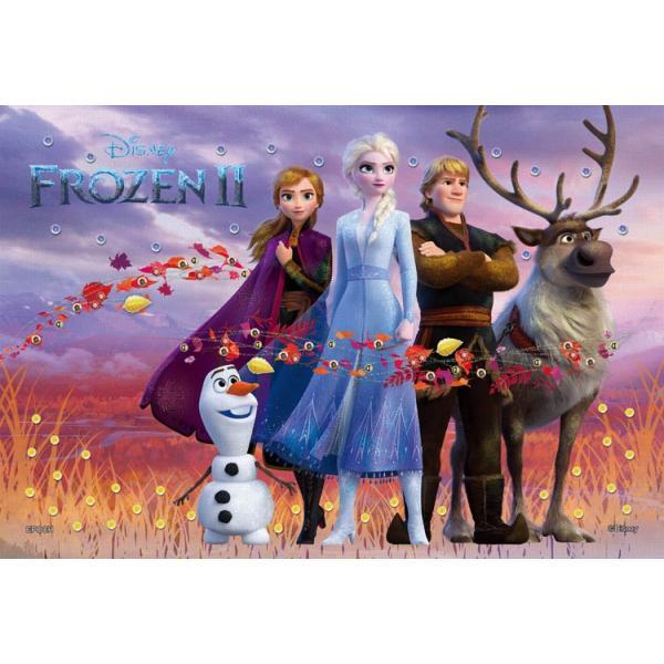 ジグソーパズル EPO-73-009 ディズニー Nature Magical(ネイチャーマジカル)(アナと雪の女王) 300ピース 【あすつく】 [CP-D][CP-PD]|jigsawclub