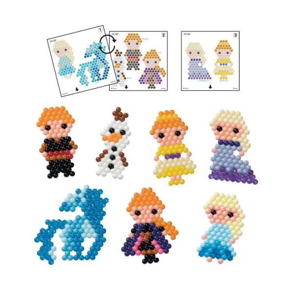 おもちゃ AQ-302 アクアビーズ アナと雪の女王2   キャラクターセット jigsawclub 02