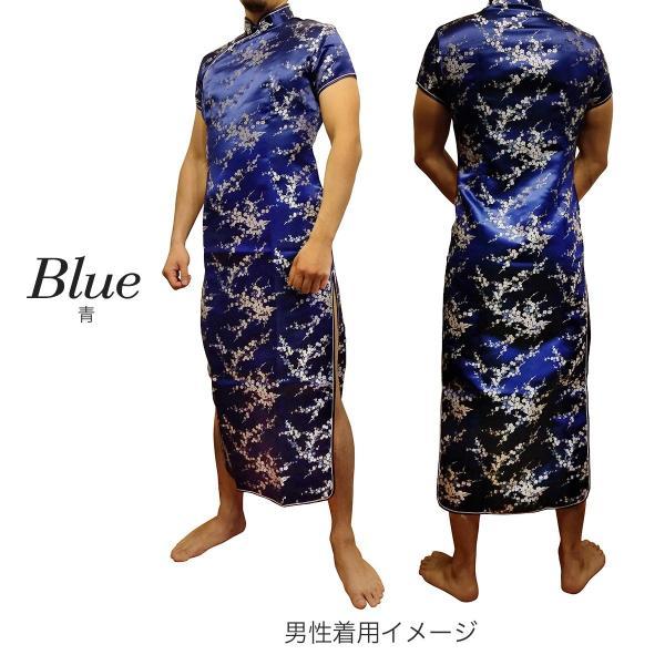 コスプレ 大きいサイズ 女装 チャイナドレス メンズ Veroman jimayan 04