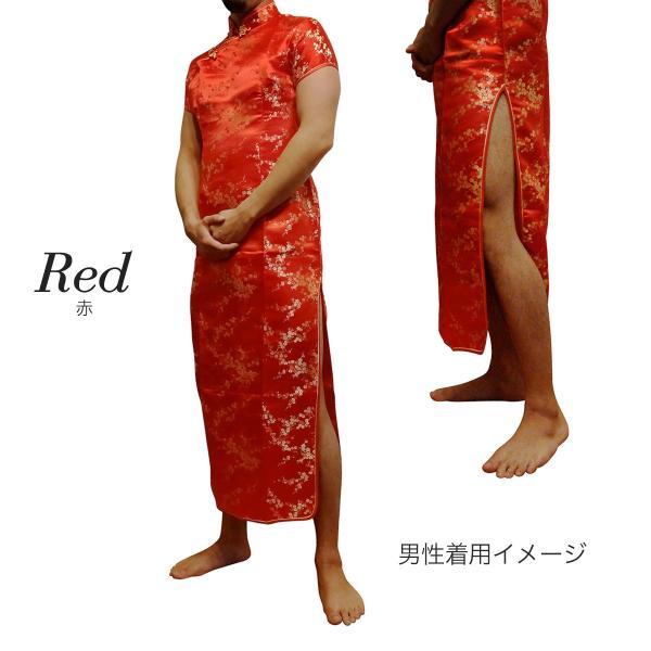 コスプレ 大きいサイズ 女装 チャイナドレス メンズ Veroman jimayan 06