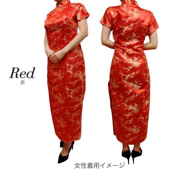 コスプレ 大きいサイズ 女装 チャイナドレス メンズ Veroman jimayan 07