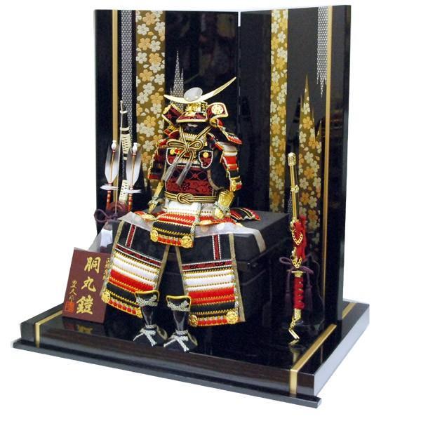 【最短即日出荷可能品】 五月人形 コンパクト 鎧飾り 上杉謙信 五月人形 平安豊久 yoroi60-69 yoroi60-69 jinya-3 02