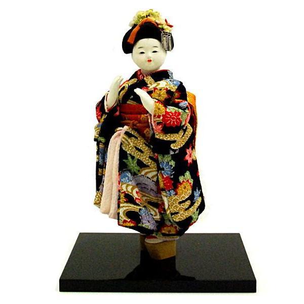 日本人形 かぼちゃ舞子