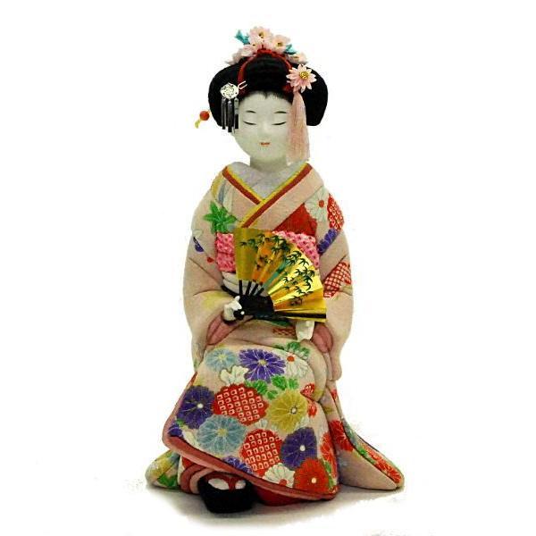日本人形 木目込人形 わりしのぶ