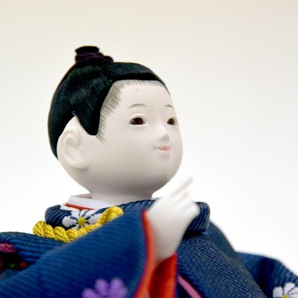 五月人形 兜 飾り 鯉のぼり JIN 空 子供大将飾り 童人形 初節句飾り かわいい ミニ コンパクト飾り こいのぼり|jinya|05