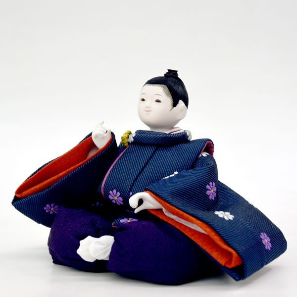 五月人形 兜 飾り 鯉のぼり JIN 空 子供大将飾り 童人形 初節句飾り かわいい ミニ コンパクト飾り こいのぼり|jinya|08