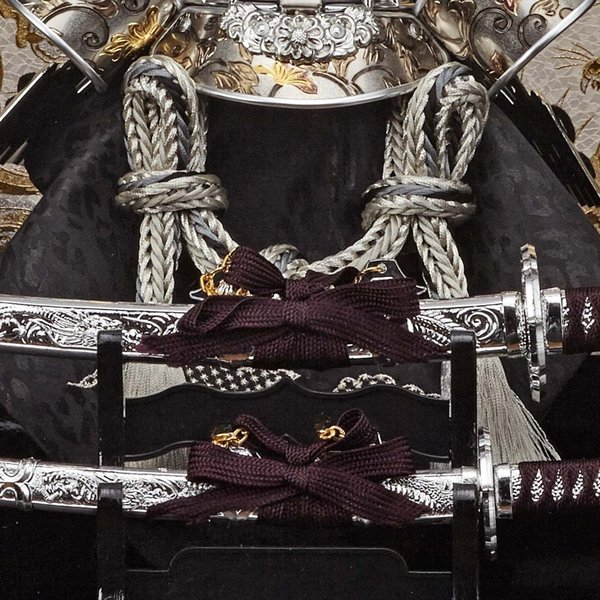 五月人形 兜飾り コンパクト 兜 ケース 伊達政宗 兜飾り 165-744 kabuto-49 5月人形|jinya|07