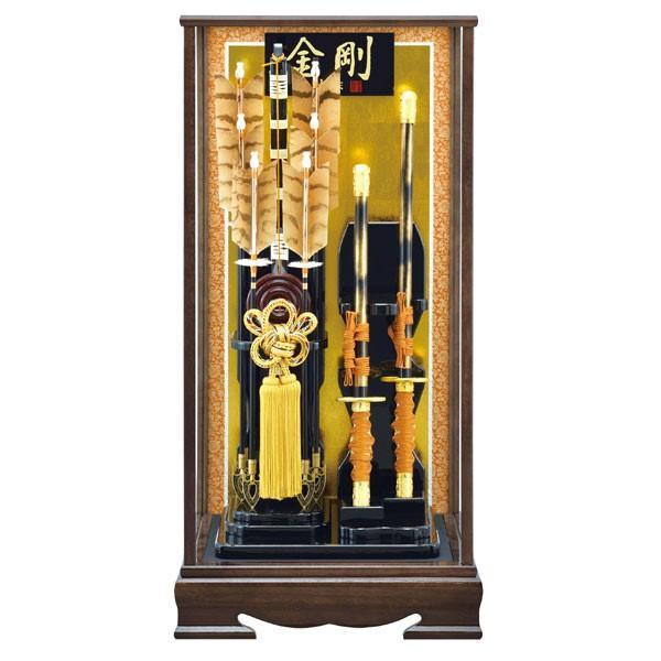 破魔弓飾り 破魔矢 23号 金剛 破魔弓 豪華 大型サイズ  大きいサイズの初正月飾り jinya