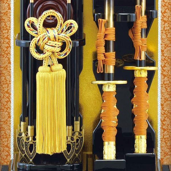 破魔弓飾り 破魔矢 23号 金剛 破魔弓 豪華 大型サイズ  大きいサイズの初正月飾り jinya 05