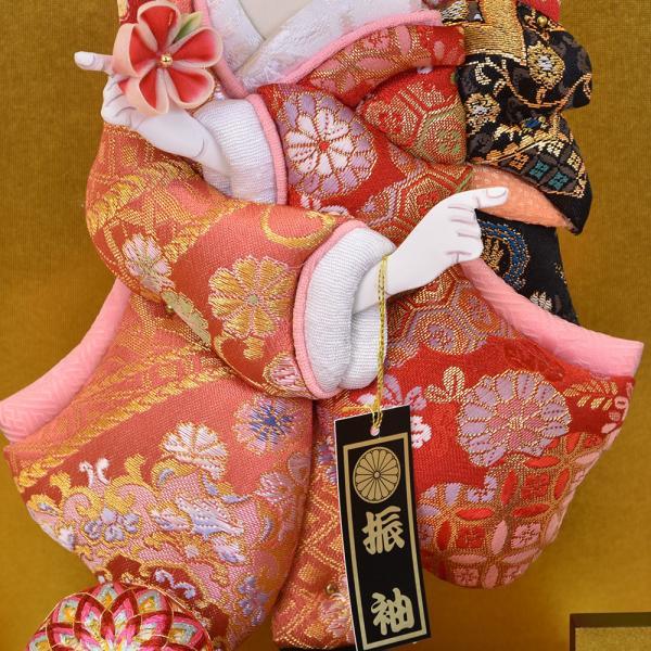 羽子板 初正月 コンパクト 羽子板飾り|jinya|05