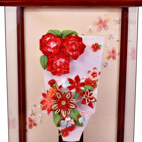 羽子板 コンパクト 10号 羽子板飾り 初正月 おしゃれ ミニ mini お祝い品 手作り jinya 03