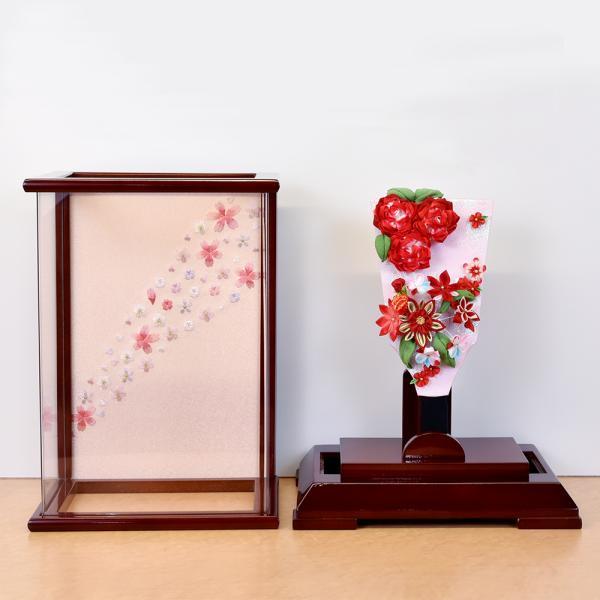 羽子板 コンパクト 10号 羽子板飾り 初正月 おしゃれ ミニ mini お祝い品 手作り jinya 08